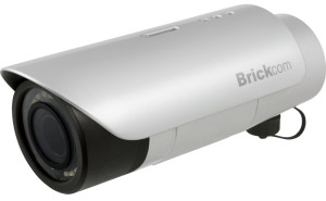 BrickCom Bullet series network camera