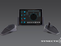 Synectics to launch 'gesture-based' control for intuitive surveillance management