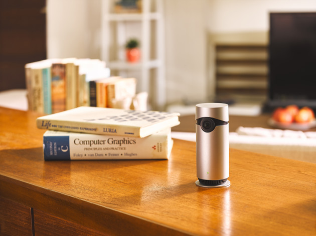 D-Link launches world's first Apple HomeKit-enabled camera – Omna 180 Cam HD