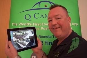 QCamPro founder John Convill