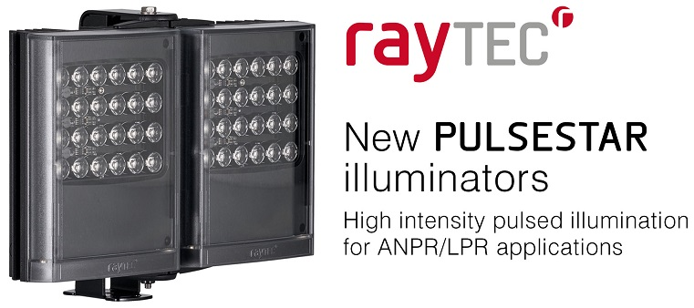 Raytec - New PULSESTAR Illuminators