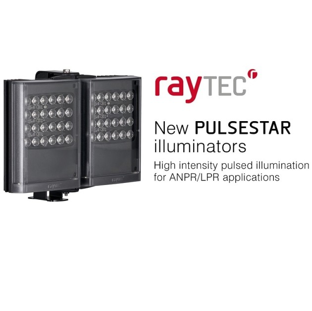 Raytec Launch New Pulsed Illuminators for Traffic Applications