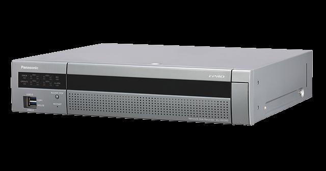 i-PRO® Extreme WJ-NX300 Network Video Recorder (NVR)
