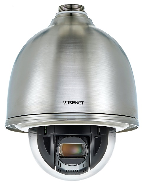 Encl.5.Hanwha Techwin's Wisenet T series stainless cameras_XNP-6320HS