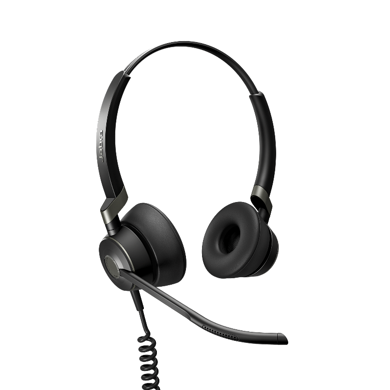 digital corded headset