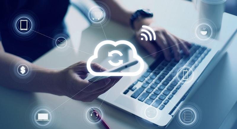 exacqVision Cloud Drive storage