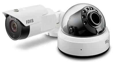 New - IDIS 2MP Cameras - DC-D4233RX + DC-T4233HRX