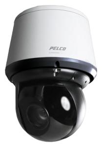 Pelco 4K cameras