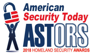 Attached 3. 2018 'ASTORS' Homeland Security Awards