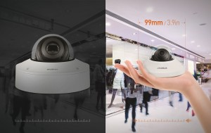 """Hanwha Techwin, Newly Launches 99mm (3.9in) Super-compact Wisenet Q mini series"""