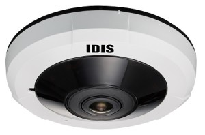 """IDIS 5MP Super Fisheye Compact DC-Y6513RX"""