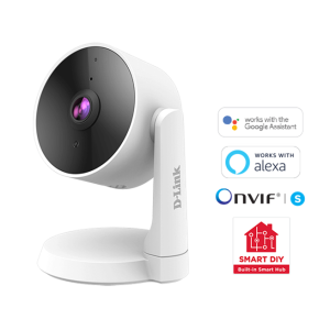 """DCS-8330LH Smart Full HD Wi-Fi Camera with built-in Smart Home Hub"""