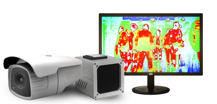 PMT Security releases thermal camera suitable for body-temp scanning