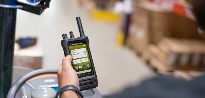 Motorola Solutions' New Smart Radio
