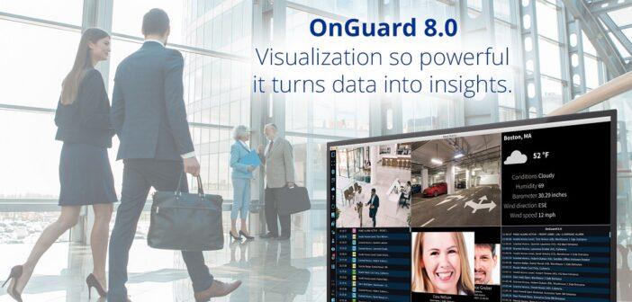 LenelS2 Introduces OnGuard Security Management System Version 8.0